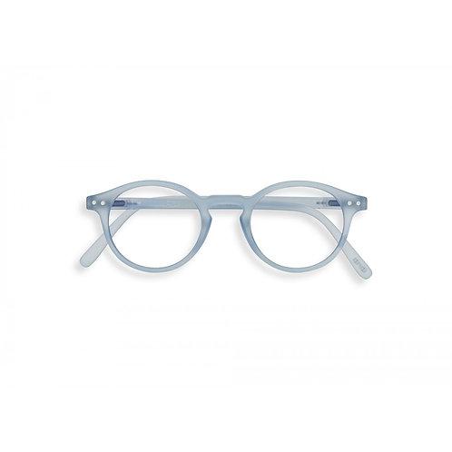 Izipizi Screen Glasses #H The Small Face - Aery Blue