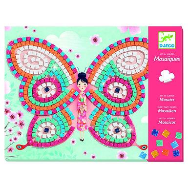 Mosaic Butterflies Mosaics