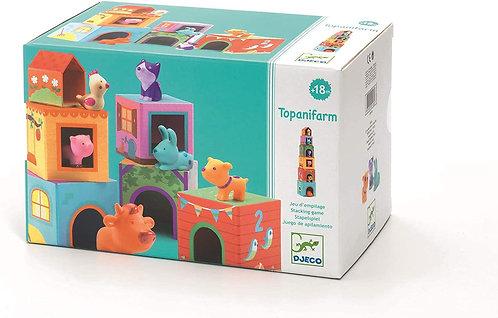 Djeco Early Development Topanifarm