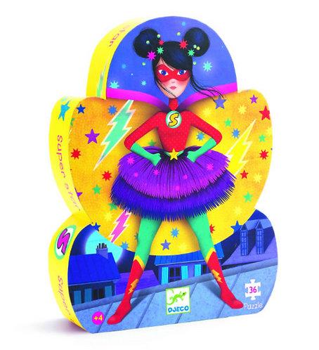 Djeco Puzzle Super Star
