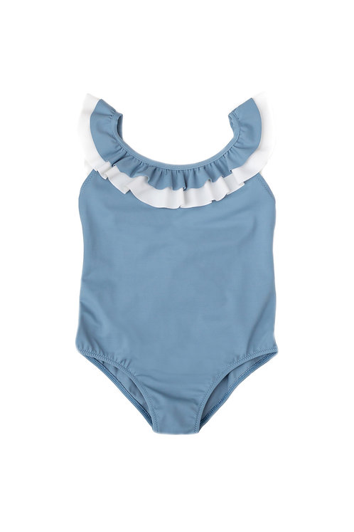 Folpetto Penelope One Piece Dusty Blue
