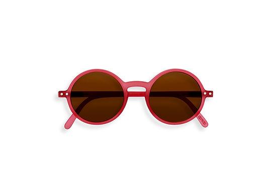 Izipizi Junior Shape #G The Round Sunset Pink