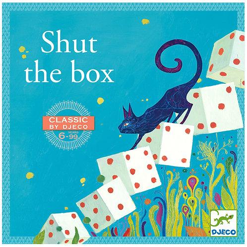 Djeco Classic Game - Shut The box