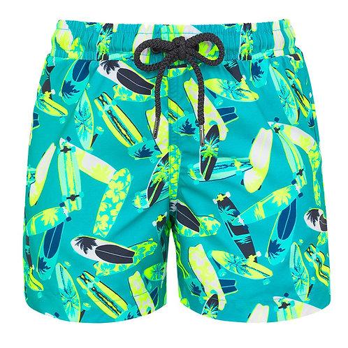 Sunuva Boys Long Board Swim Shorts