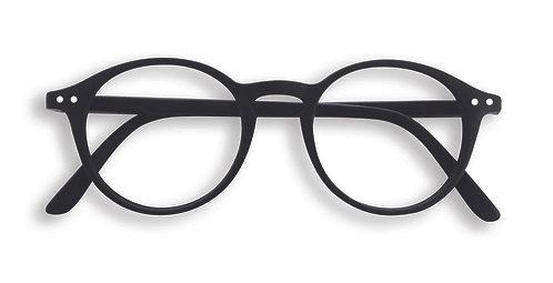 Izipizi Screen Glasses #D The Iconic - Black
