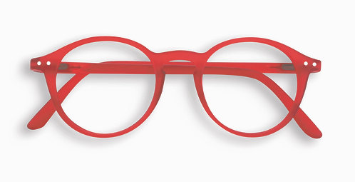 Izipizi Screen Glasses #D The Iconic - Red