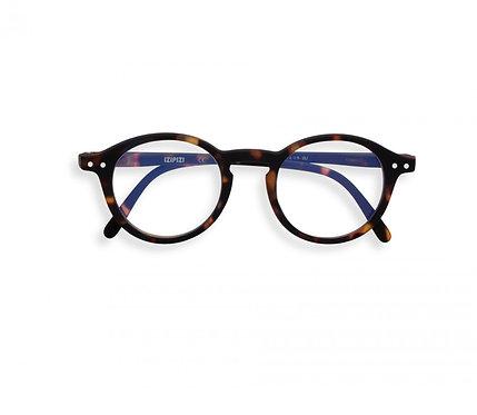 Izipizi Screen Glasses JUNIOR #D The Iconic - Tortoise