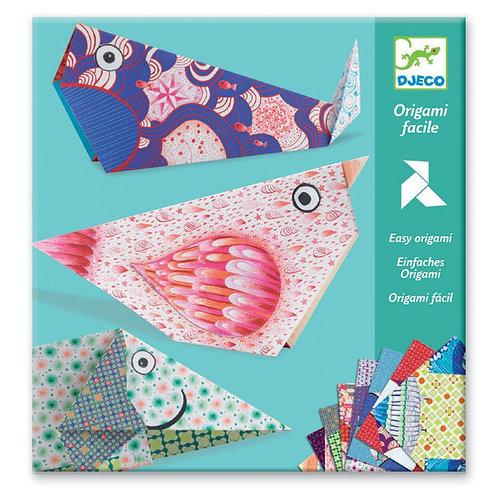 Djeco Easy Origami Big Animals