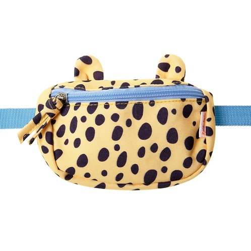 Rockahula Cheetah Bum Bag Yellow