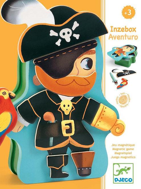 Djeco Inzebox Aventuro