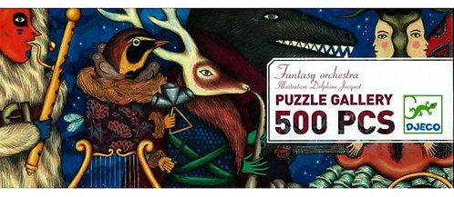 Djeco Puzzle Fantasy Orchestra