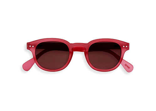 Izipizi Adult Shape #C The Retro - Sunset Pink