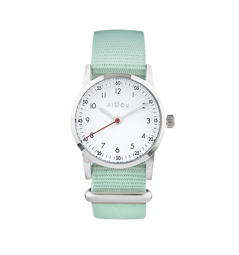 Millow Classique Watch Mint Strap