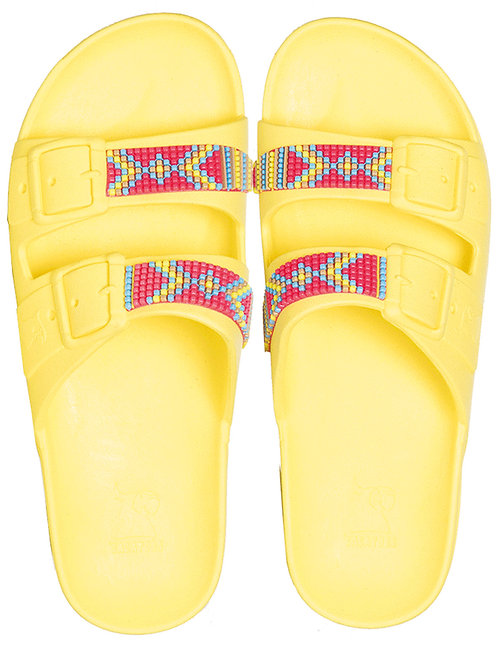 Cacatoes Jericoacoara Yellow Fluo