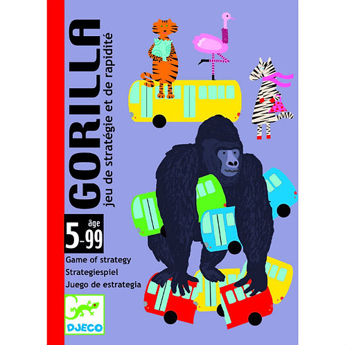 Djeco Cards Game Gorilla