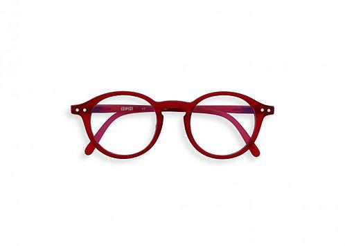 Izipizi Screen Glasses JUNIOR #D The Iconic - Red