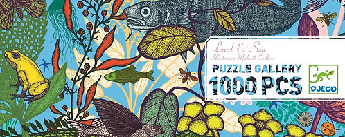 Djeco Puzzle Land and Sea