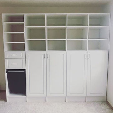 Don't have a closet_ Make one! Our custo
