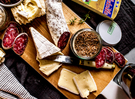 French Cheese Board How-To