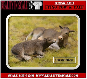 reality_in_scale_35219_Lying_Cow__Calf_1