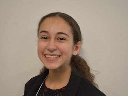 Delegate Spotlight: Kaia Atzberger