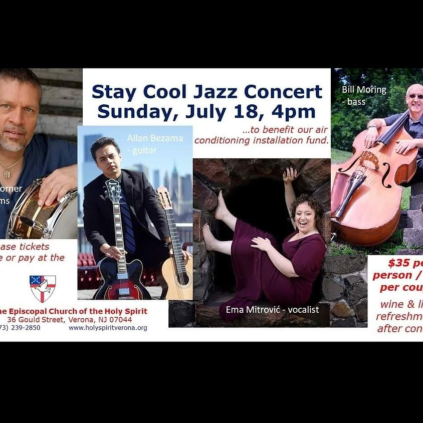 Stay Cool Jazz Concert