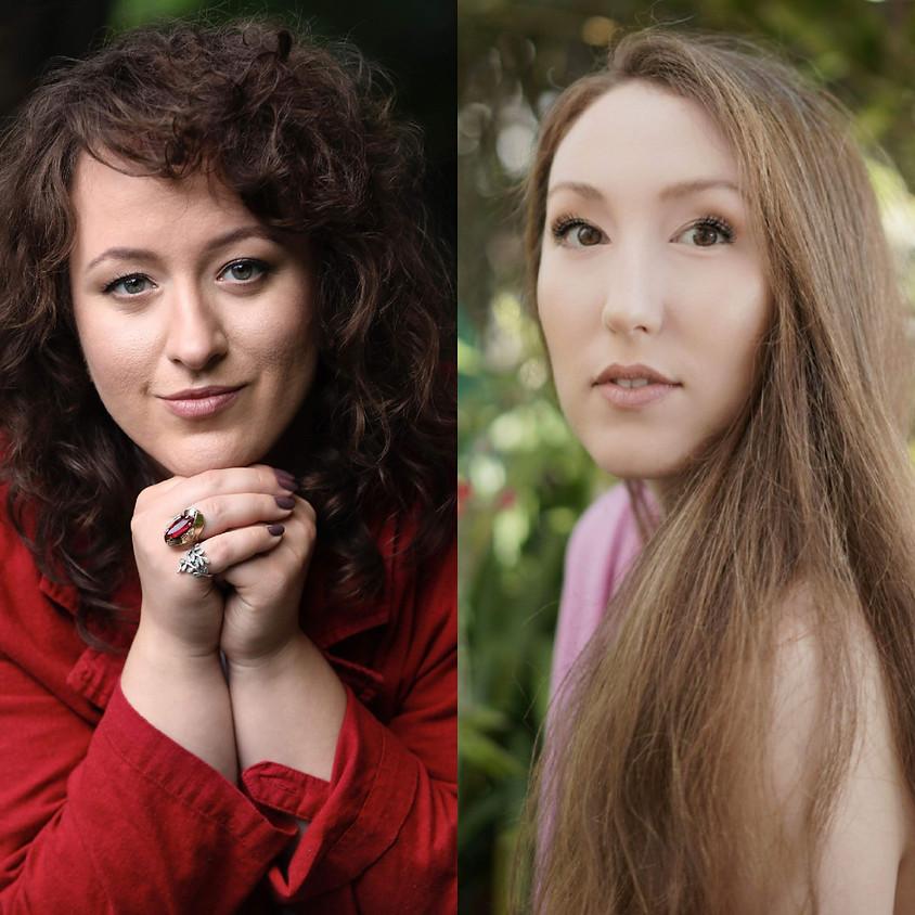 """IN THE GARDEN"" - EMA MITROVIĆ AND SAVANNAH GREENE SING OPERA'S BELOVED DUETS FOR SOPRANO AND MEZZO"