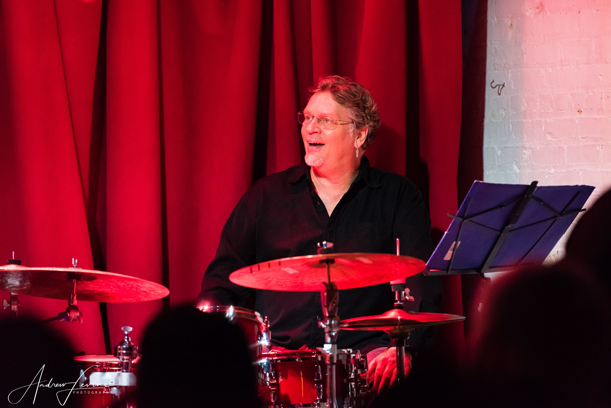 Tim Horner, jazz drummer