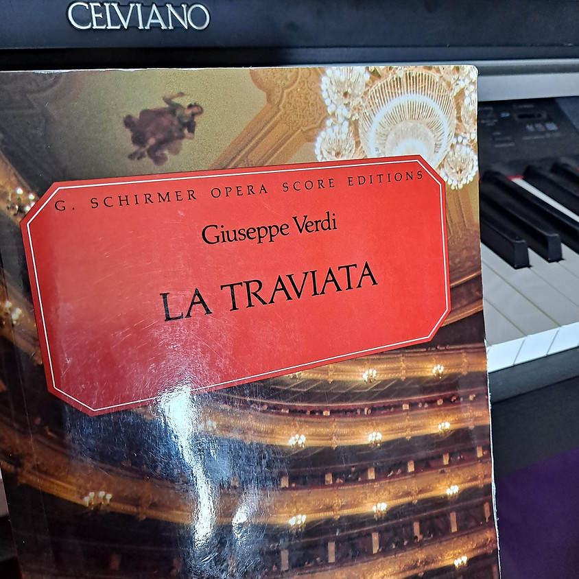"Annina ""La Traviata"" with The Lighthouse Opera Company"