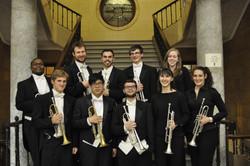 Eastman Wind Ensemble Concert Trumpet Section