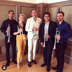 Trumpet Studio at Music Academy of the West