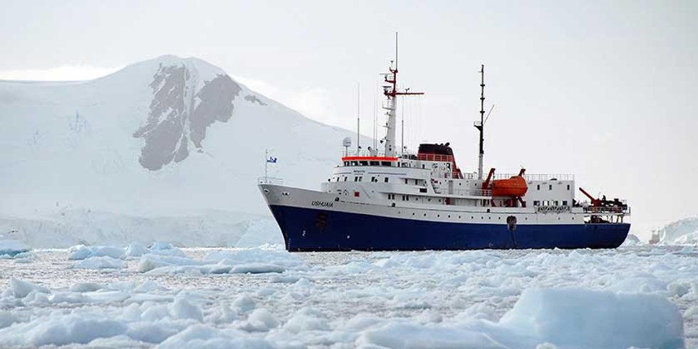 MV Ushuaia, polar vessel