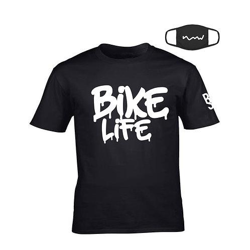 BIKE STORMZ  'Bike Life' T-SHIRT