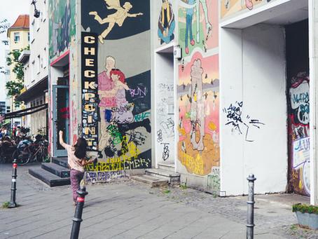 Berliini - kohtasimme vihdoin