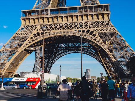 We'll always have Paris! - Syysretki Pariisiin