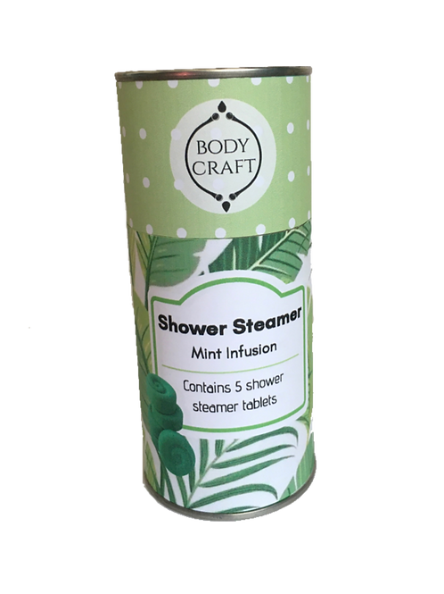 Mint Infusion Shower Steamer