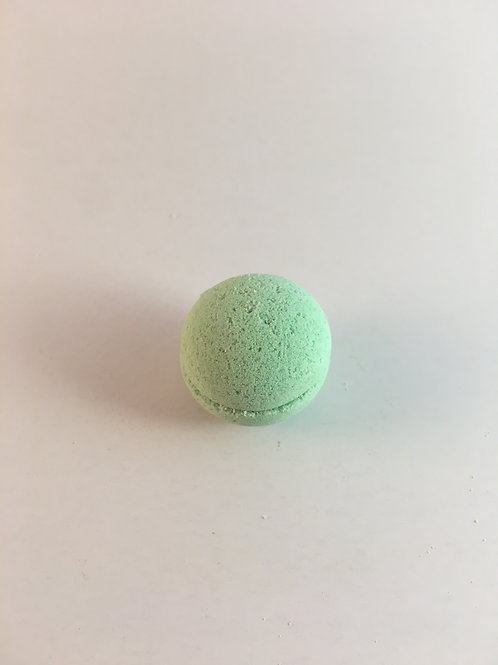 Green Marble Ball