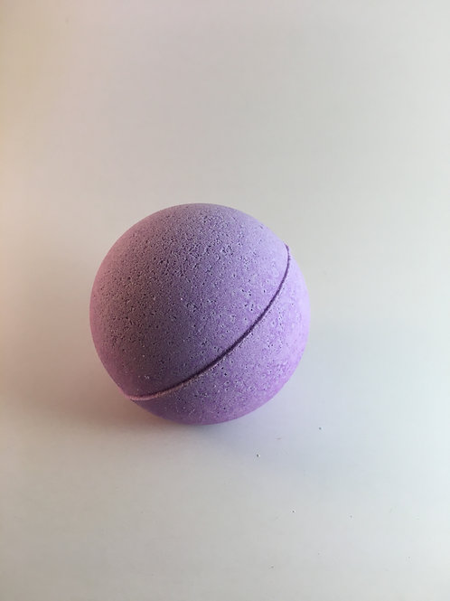 Purple Bath Bomb