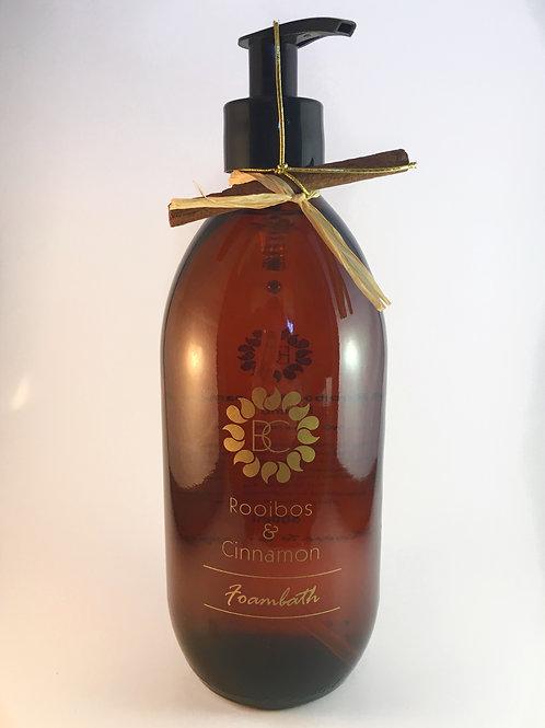 Rooibos & Cinnamon Foambath