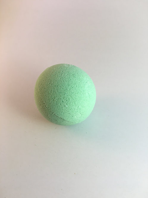 Green Golf Ball