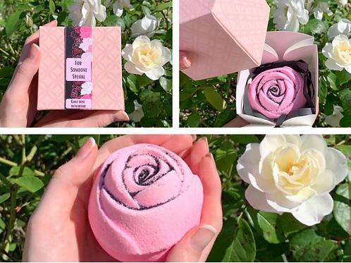 Rose Bath Bomb Gift
