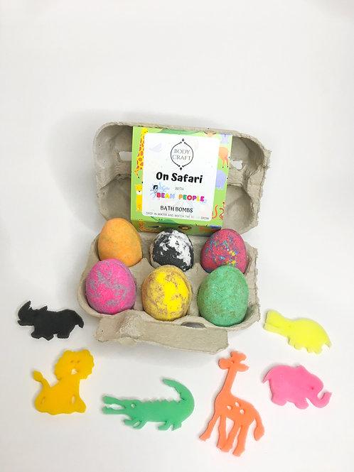 On Safari Egg Box