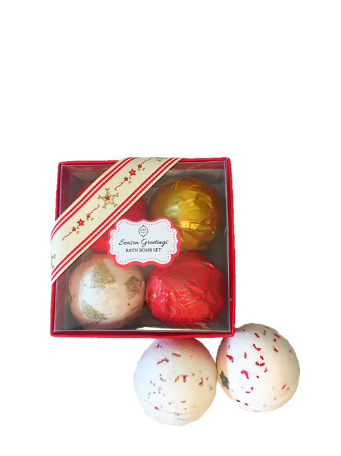 Christmas 4 Gift Set
