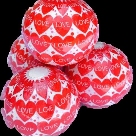 Love Shrink Bath Bombs