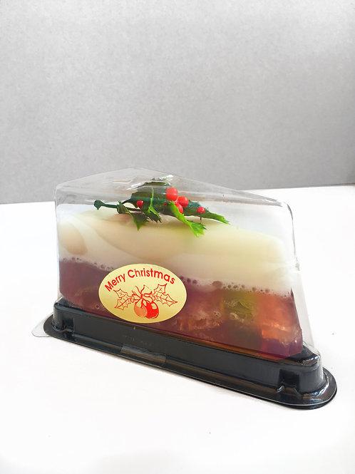 Berry Nice Christmas Cake Soap