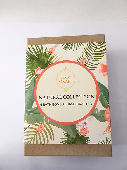 Natural Collection Gift Set