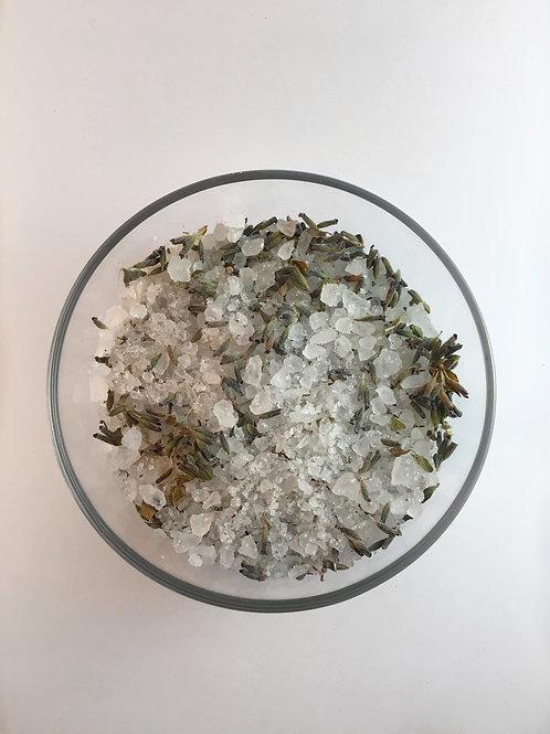 Lavender Buds Therapeutic Bath Soak