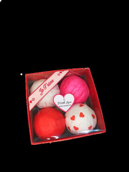 With Love 4 Box Set