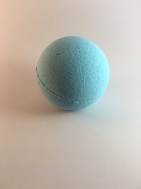 Blue Bath Bomb