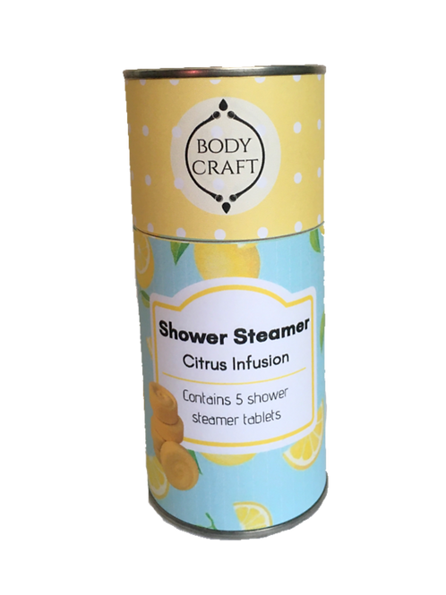 Citrus Infusion Shower Steamer